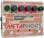 ELECTRO-HARMONIX Effect Equipment BASS METAPHORS